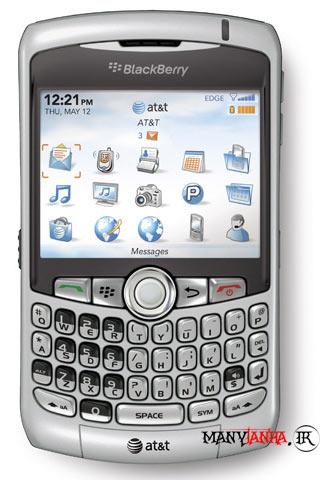 تنظیمات مربوط به GPRS  گوشی های Blackberry