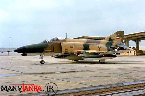 fantom-F4-فانتوم جنگنده اف 4