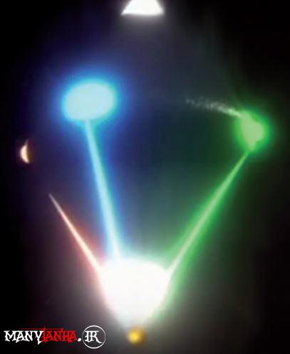 ufo in iran
